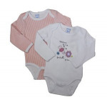 Children and baby clothes - 3-piece pack body coto