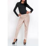 pantaloni larghi, sciolto, uni, qualità, beige