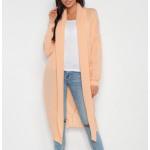 maglione Maxi, cappotto, la qualità, albicocca, S