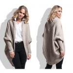 Cardigan, bedspread, sweater, quality, mocca