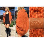 Sweater, cardigan, quality, manufacturer, orange