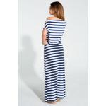 Summer Dress, airy, producer, navy