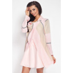 Colored cardigan, coat, quality, pink