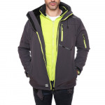 SOFTSHELL HOMME 2 EN 1 GEOGRAPHICAL NORWAY