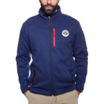 POLAIRE HOMME GEOGRAPHICAL NORWAY UPSTONE