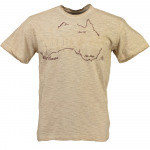 T-SHIRT ENFANT GEOGRAPHICAL NORWAY