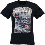 MEN GEOGRAPHICAL NORWAY T-Shirt