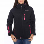 WOMEN SOFTSHELL GEPGRAPHICAL NORWAY