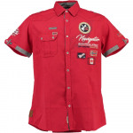 Men's shirt Geographical Norway