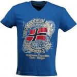 Men's Geograhical T-Shirt
