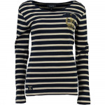 T-Shirt lange Ärmel Frau Geographical Norway