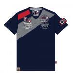 T-Shirt niño Geograohical noruega