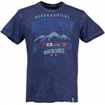 T-Shirt man Geograohical norway