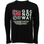 T-shirt manches longue enfant Geographical norway