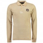 Langarm-Polo-KIND GEOGRAPHICAL NORWAY