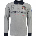 POLO MANCHES LONGUE HOMME GEOGRAPHICAL NORWAY
