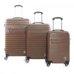 Set of 3 suitcases Jean Louis scherrer