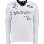 T-SHIRT MANCHES LONGUE HOMME GEOGRAPHICAL NORWAY