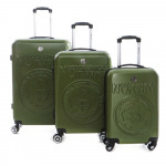 Set of 3 Suitcases Geographical Norway