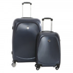 Set of 2 suitcases Geographical Norway