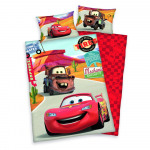 Disney' s Cars bed linen