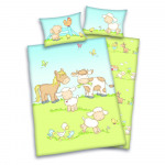 Jana Farm Animals bed linen