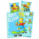 Simpsons bed linen