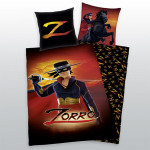 Zorro biancheria letto