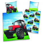 Young Collection: Tractor bed linen