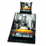Young Collection: NY Taxi No 1 bed linen