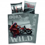 Young Collection: Born to be wild drap