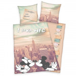Mickey & Minnie de New York drap