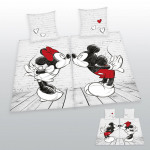 Mickey & Minnie bed linen Partner Pack