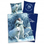 Anne Stokes bed linen