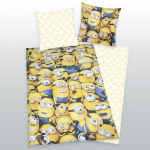 Minions bed linen