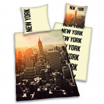 Young Collection: New York Manhattan bed linen