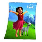 Heidi manta de lana