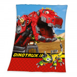 Dinotrux Fleece -couverture