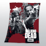 The Walking Dead Fleecedecke