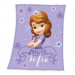 Disney' s Sofia the First Fleecedecke