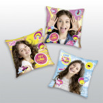 Disney' s Soy Luna Throw