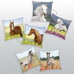 Young Collection: tirar del caballo