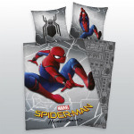 Spiderman Homecoming bed linen