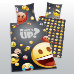Young Collection: Emot x What's up! bed linen
