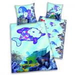Regenbogenfisch biancheria letto