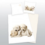 Dogs: Young Collection bed linen