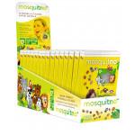 MosquitNo SpotZzz Safari 5 hojas con 6 pegatinas