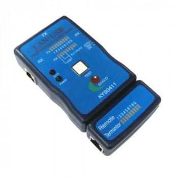 UTP und USB-Kabeltester
