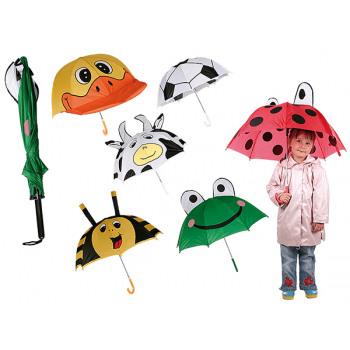 Children Umbrella, D: ca. 70 cm, 6 asss.
