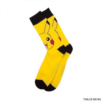 Pokemon Pikachu socks Variations: Chaussett